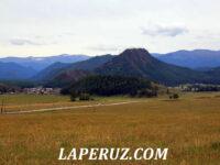 Каракольская долина. Священное место алтайцев