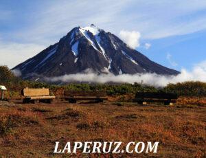 Вилючинский перевал. Введение в вулканы Камчатки