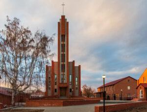 Церковь Христа Царя — Маркс, улица Куйбышева, 220