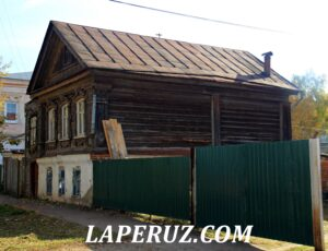 Жилой дом — Арзамас, улица Березина, 10