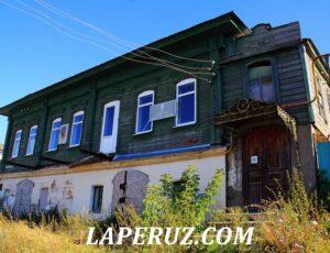 Дом Качковых — Касимов, улица Набережная, 35
