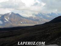 Вулкан Горелый. Нудный подъём к кислотному озеру