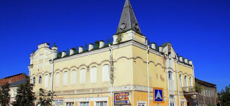 Бывший кинотеатр «Марс» — Касимов, улица Советская, 25