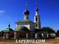 Никольская церковь — Касимов, Никольская площадь, 11А