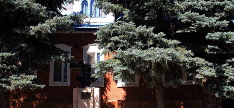Особняк начальника полиции Кремера — Маркс, улица Карла Либкнехта, 32