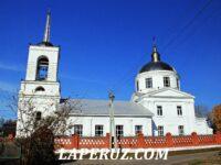 Духовская церковь — Арзамас, площадь Гагарина, 11