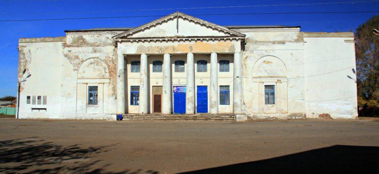 Лютеранская кирха (Дом культуры) — Орловское, улица Ленина
