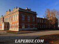 Коммерческое средне-специальное училище (Речное училище) — Балаково, улица Ленина, 2