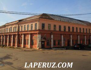 Гостиница Подсосовых — Арзамас, улица Гостиный ряд, 30
