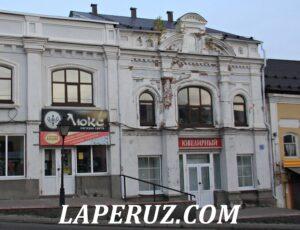 Лавка Муравина с гостиницей — Арзамас, улица Гостиный ряд, 23