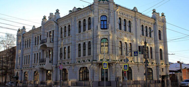 Доходный дом Алексея Нуйчева (Самарский технический лицей имени С.П. Королёва) — Самара, улица Самарская, 149