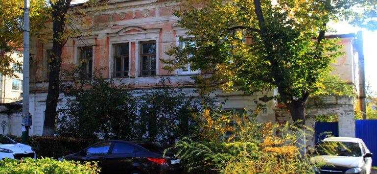 Жилой дом — Арзамас, улица Карла Маркса, 14