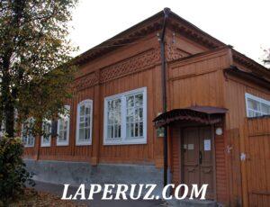 Дом, в котором жил в ссылке Максим Горький — Арзамас, улица Карла Маркса, 17