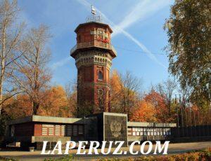 Водонапорная башня — Арзамас, улица Калинина, 29А