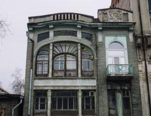 Особняк купцов Матвеевых — Самара, улица Молодогвардейская, 69