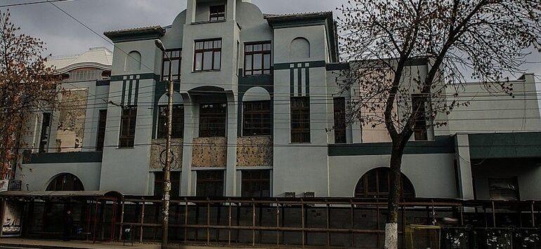 Ресторан «Аквариум» — Самара, улица Самарская, 95