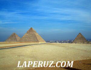Египет. Каир, пирамиды и сфинкс