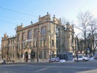 Коммерческое училище (Главное здание Дальневосточного федерального университета) — Владивосток, улица Суханова, 8