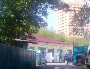 Здание дружины Владивостокского Вольно-пожарного общества — Владивосток, Партизанский проспект, 49