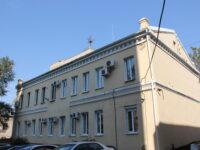 Жилой дом — Владивосток, улица Пологая, 46
