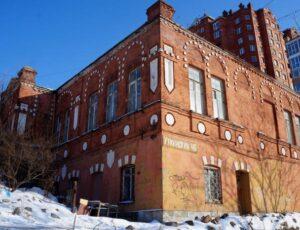 Дом Сибирцевых — Владивосток, улица Уткинская, 40