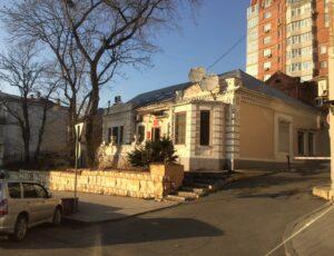 Особняк городского головы И.И. Маковского — Владивосток, улица Фонтанная, 49