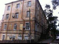 Жилой дом — Владивосток, улица Шкипера Гека, 26