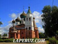 Ростов Великий. Монастыри на озере Неро