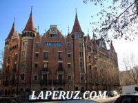 Архитектурные жемчужины Барселоны