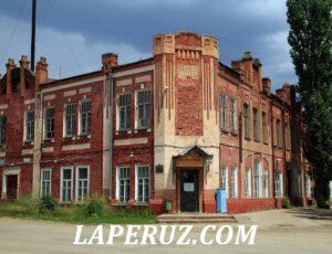 Дом Думлера (Волостной совет) — Красный Кут, улица Комсомольская, 32