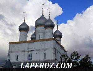 Церковь Спаса на Песках (Спасопесковская) — Ростов, улица Энгельса, 44