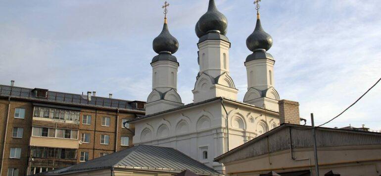 Церковь Рождества Христова — Юрьев-Польский, Авангардский переулок
