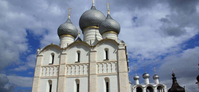 Успенский собор — Ростовский кремль