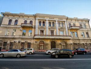 Дом Я.Л. Семёнова — Владивосток, улица Светланская, 46