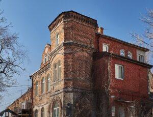 Дом Н.В. Соллогуба — Владивосток, улица Пушкинская, 7