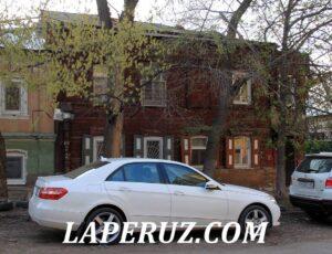 Дом, где с 1905-го по 1908 год жил писатель К.А. Федин – Саратов, Смурский переулок, 13