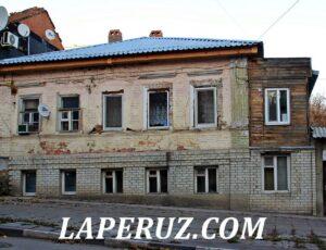 Дом Кибальникова — Саратов, Бабушкин взвоз, 12