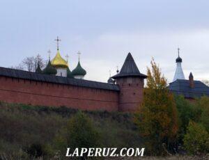 Планета «Суздаль». Спасо-Евфимиев монастырь