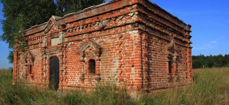 Старый посад Касимова: мирное соседство православных храмов и мусульманского мавзолея