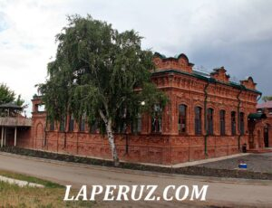 Ревком (Гостиница «Серебряный век») — Хвалынск, улица Коммунистическая, 1