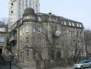 Торговый дом Синкевичей — Владивосток, улица Пушкинская, 35
