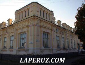 Дом купца Попова — Пугачёв, Революционный проспект, 189