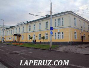 Музей изобразительных искусств Республики Карелия — Петрозаводск, проспект Карла Маркса, 8