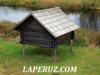Колёсные колодцы и амбары на ножках. Музей деревянного зодчества в Суздале