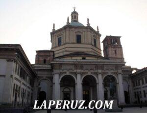 Базилика святого Лаврентия (Basilica San Lorenzo Maggiore) — Милан, Corso di Porta Ticinese 35