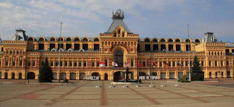Ярмарка и Стрелка: заречные точки притяжения Нижнего Новгорода