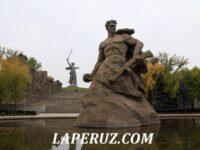 Мамаев курган в Волгограде. Мемориальный комплекс, потрясающий сердца