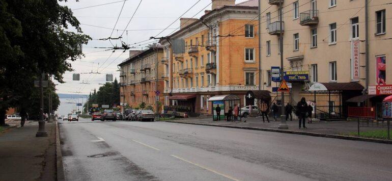 Шпили Петрозаводска: от Дома связи к железнодорожному вокзалу