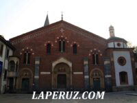 Базилика святого Евсторгия (Basilica di Sant Eustorgio) — Милан, Piazza Sant'Eustorgio, 1