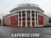 Гостиница «Северная» — Петрозаводск, проспект Ленина, 21